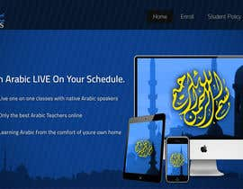 #38 para Design a Banner for Arabicclasses.org por arunnm89