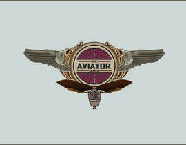 #93 untuk Design a CIGAR Band/Logo/Label - Aviation Theme oleh succinct