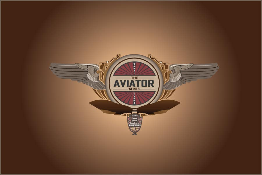 Penyertaan Peraduan #96 untuk Design a CIGAR Band/Logo/Label - Aviation Theme