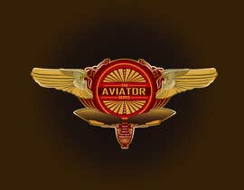 #112 untuk Design a CIGAR Band/Logo/Label - Aviation Theme oleh succinct
