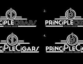 #48 untuk Design a CIGAR Band/Logo/Label - Aviation Theme oleh anamiruna