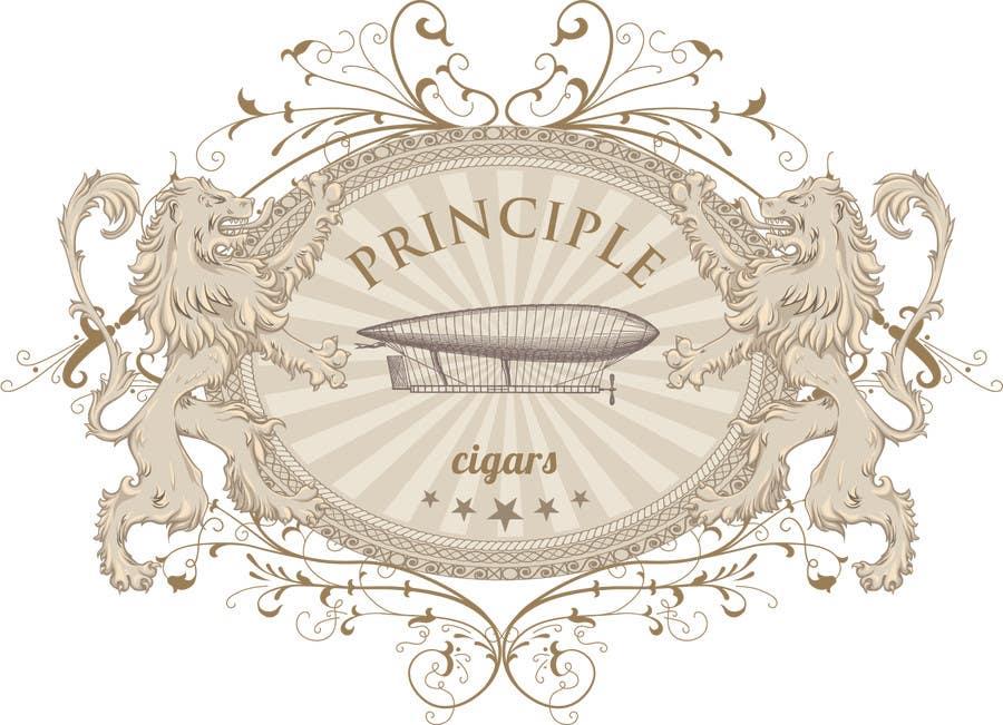 Penyertaan Peraduan #78 untuk Design a CIGAR Band/Logo/Label - Aviation Theme