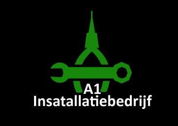 Konkurrenceindlæg #                                        7                                      for                                         Logo for A1 Installatiebedrijf