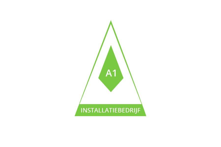 Konkurrenceindlæg #                                        39                                      for                                         Logo for A1 Installatiebedrijf
