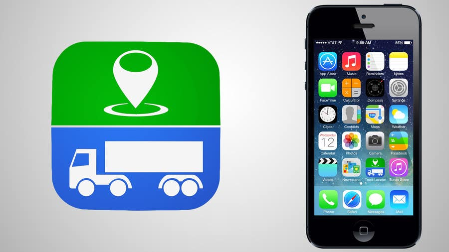 #35 for App icon for iphone and Android by tanayvardhan