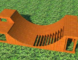 #6 para Design a Mini Skate ramp por sunmun74