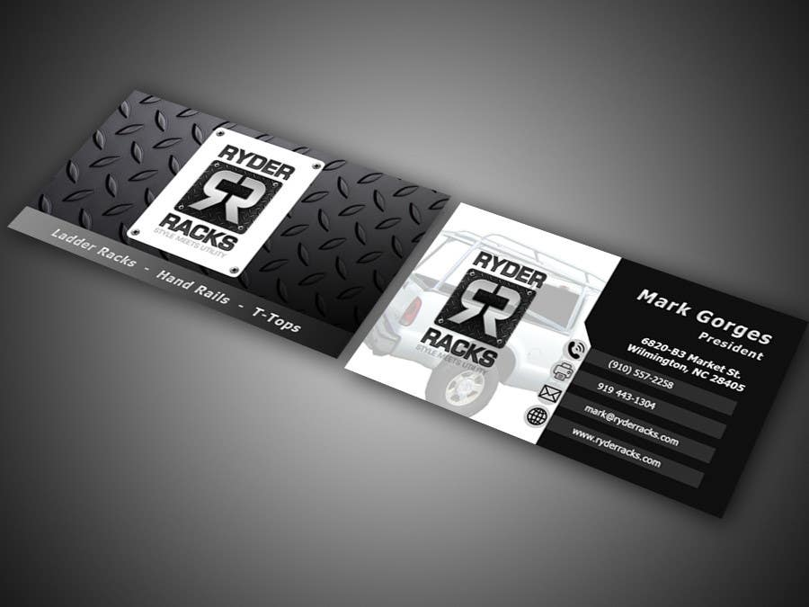 Entry #39 by rupok91 for Design some Business Cards | Freelancer