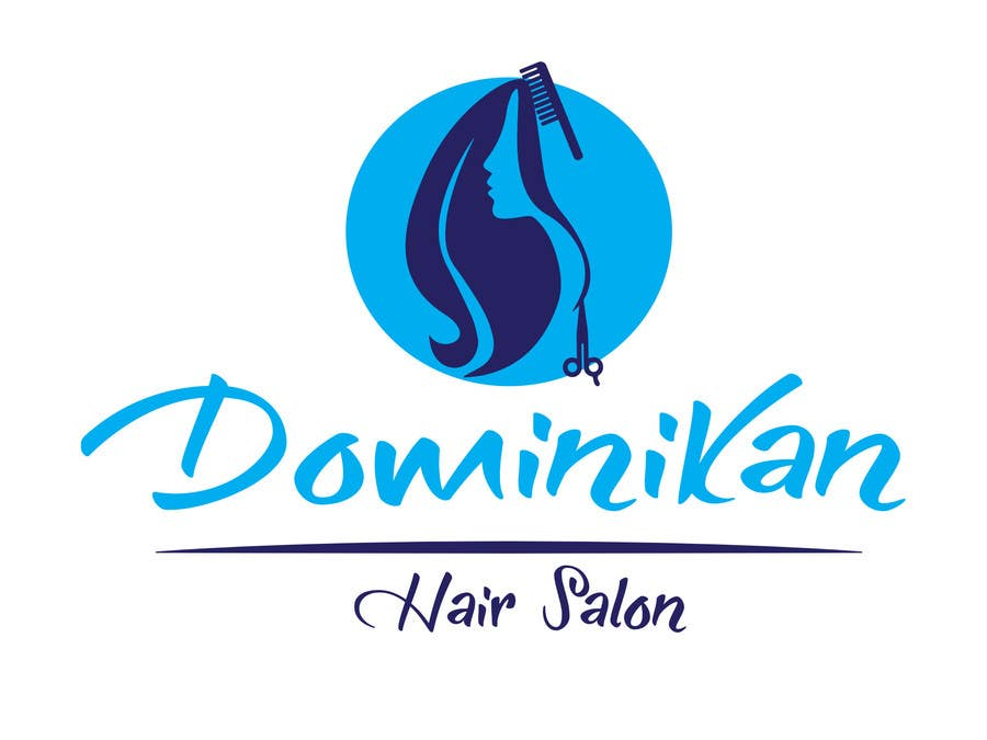 entry 22 by lismadewi85 for design a logo for a dominican hair