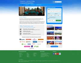 #9 untuk Design a website to use HotelsCombined white label oleh iamharold