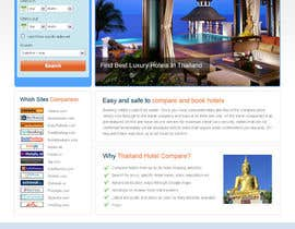 #5 for Design a website to use HotelsCombined white label by uniqueclick