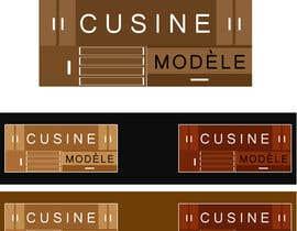 nº 25 pour Logo Cuisine Modèle par petervaro