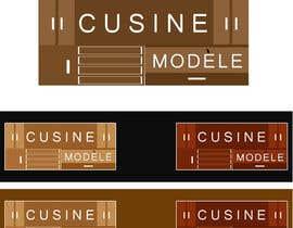 nº 26 pour Logo Cuisine Modèle par petervaro