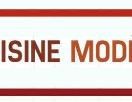 nº 8 pour Logo Cuisine Modèle par loubnasi