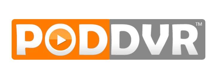 Bài tham dự cuộc thi #                                        60                                      cho                                         Design a Logo for PODDVR.com
