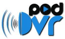 Bài tham dự #70 về Graphic Design cho cuộc thi Design a Logo for PODDVR.com