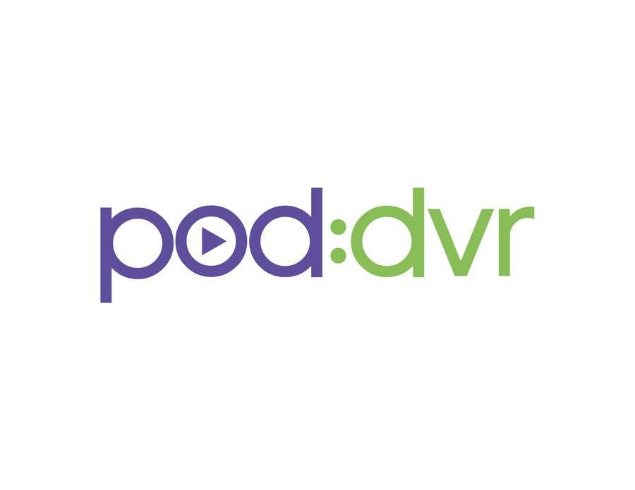 Bài tham dự cuộc thi #                                        213                                      cho                                         Design a Logo for PODDVR.com