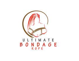 #375 para Logo design for Ultimate Bondage Rope por todeto