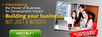 Bài tham dự #36 về Graphic Design cho cuộc thi Design a Banner for a website that does business and management coaching