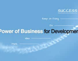 #45 para Design a Banner for a website that does business and management coaching por d8PK