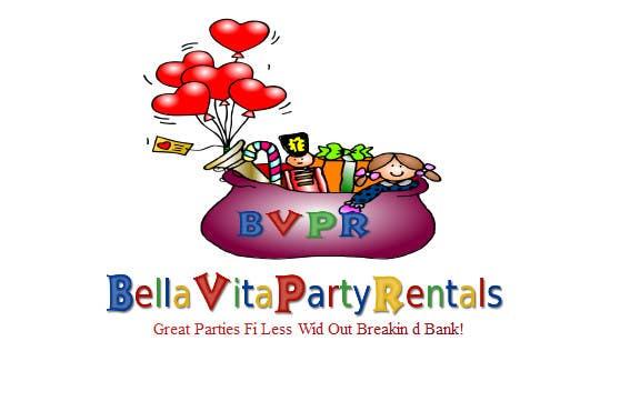 Bài tham dự cuộc thi #35 cho Design a Logo for Jamaican Party Rental Business