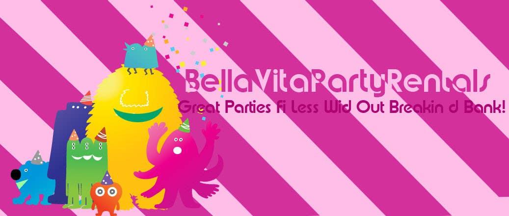 Bài tham dự cuộc thi #41 cho Design a Logo for Jamaican Party Rental Business