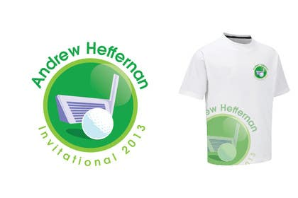 #7 for Design an Icon for a T-Shirt for a Golf weekend by iffikhan