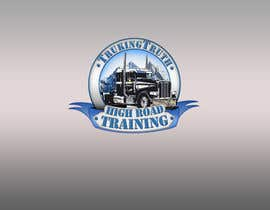 #128 para Design a Logo for TruckingTruth.com High Road CDL Training Program por OmB