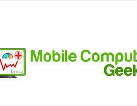 nº 39 pour Design a Logo for mobile computer geeks par mgliviu
