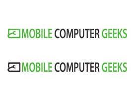 Nro 33 kilpailuun Design a Logo for mobile computer geeks käyttäjältä mdsalimreza26