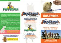 Graphic Design Inscrição do Concurso Nº8 para Design a Partnership Brochure for Off Leash K9 Raleigh and Pups Day Out