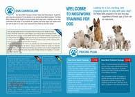 Graphic Design Inscrição do Concurso Nº5 para Design a Partnership Brochure for Off Leash K9 Raleigh and Pups Day Out