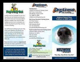 Nro 1 kilpailuun Design a Partnership Brochure for Off Leash K9 Raleigh and Pups Day Out käyttäjältä publishinggurus