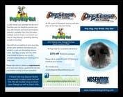 Graphic Design Inscrição do Concurso Nº7 para Design a Partnership Brochure for Off Leash K9 Raleigh and Pups Day Out