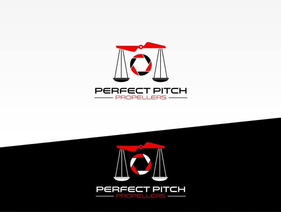 Contest Entry 38 For Design A Logo Drone Propeller Balancing Company