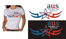 Graphic Design Konkurrenceindlæg #37 for T-shirt Design for Australian United Sportswear