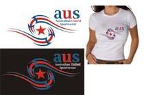 Graphic Design Konkurrenceindlæg #38 for T-shirt Design for Australian United Sportswear