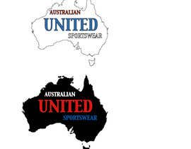 #78 для T-shirt Design for Australian United Sportswear от kristapspidiks