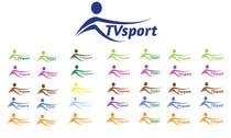 Proposition n° 69 du concours Graphic Design pour Design a brilliant logo for TVsport