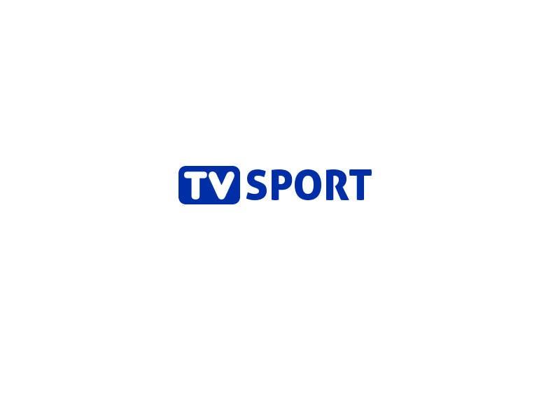 Proposition n°156 du concours Design a brilliant logo for TVsport