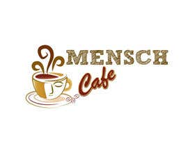 #73 for CONCEPT For Mensch Cafe / Logo by laniegajete