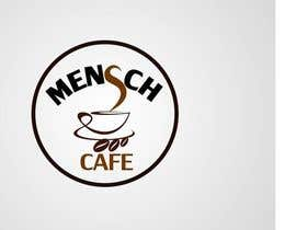 #44 for CONCEPT For Mensch Cafe / Logo by creativedesigned