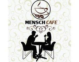 #79 for CONCEPT For Mensch Cafe / Logo by creativedesigned