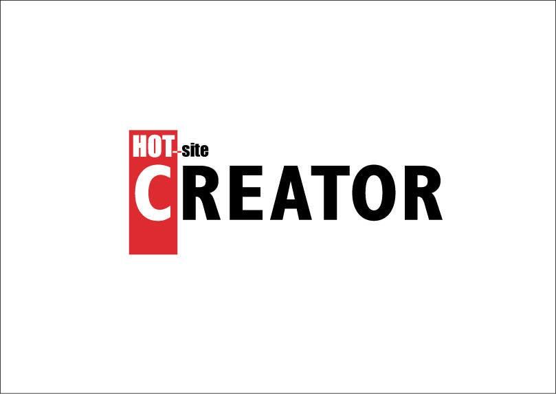 Bài tham dự cuộc thi #                                        7                                      cho                                         Logo for Hotsite creator web service