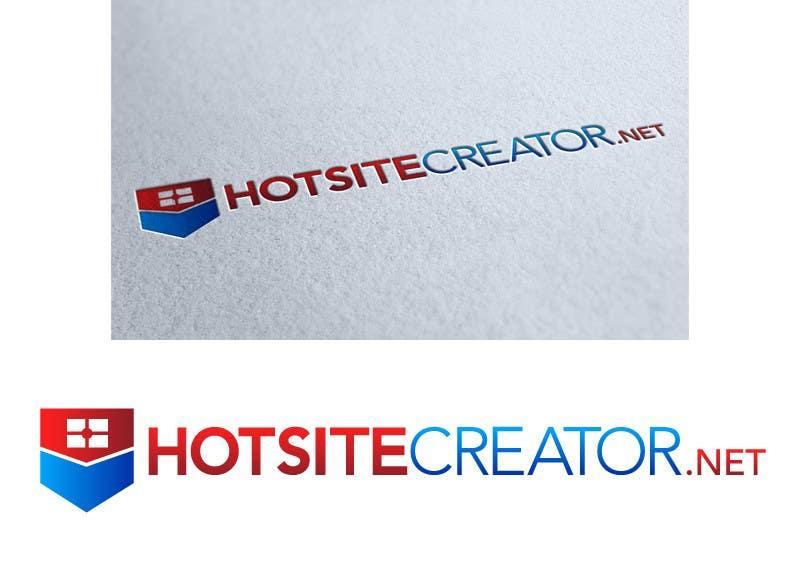 Bài tham dự cuộc thi #                                        15                                      cho                                         Logo for Hotsite creator web service