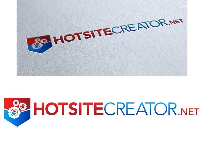 Bài tham dự cuộc thi #                                        18                                      cho                                         Logo for Hotsite creator web service