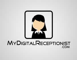 nº 35 pour Design a Logo for A Digital Receptionist Website ASAP! par galihgasendra