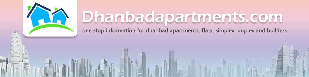 Penyertaan Peraduan #14 untuk Design a Banner for DhanbadApartments.com