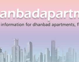 #14 untuk Design a Banner for DhanbadApartments.com oleh gary06may