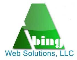 #113 para Logo Design for Abing Web Solutions, LLC por sawasal