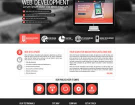 #30 para Design for a Marketing / Consulting website por mughikrish